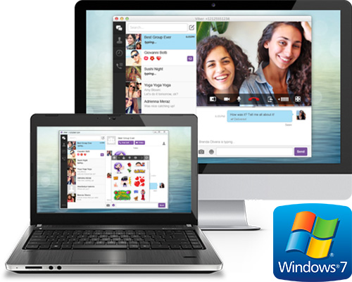 Viber для Windows 7